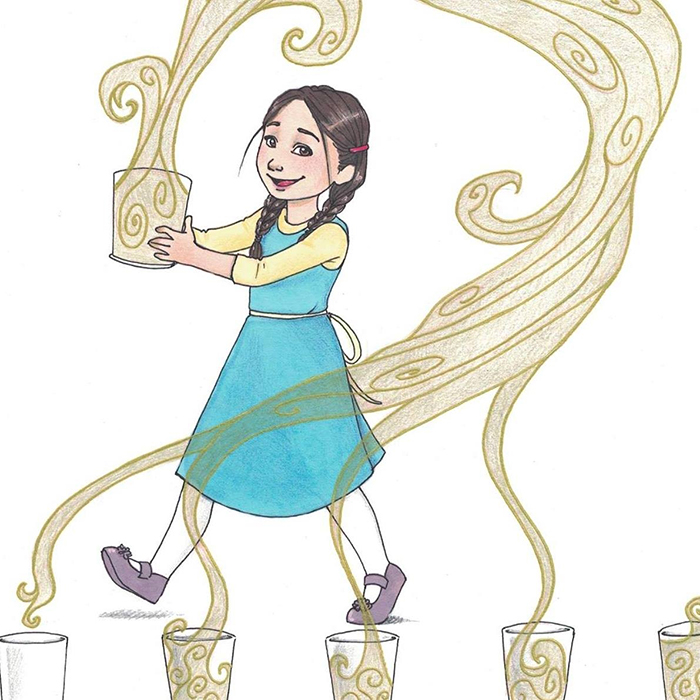 Sara the Bucket Filler