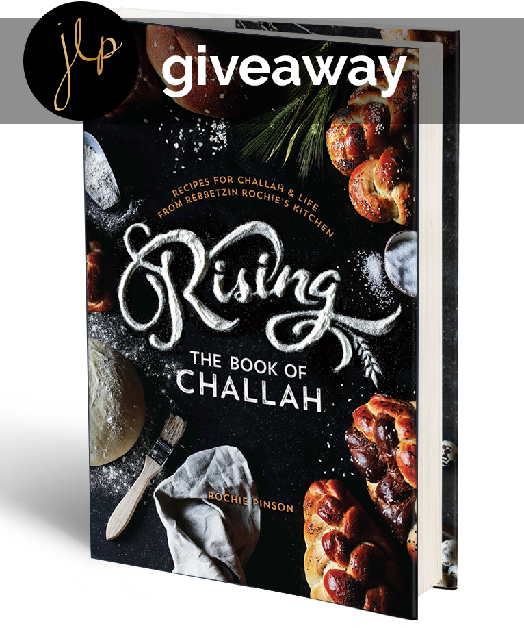 Rising the Book of Challah