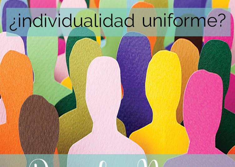 ¿Individualidad uniforme? Parashat Nasso