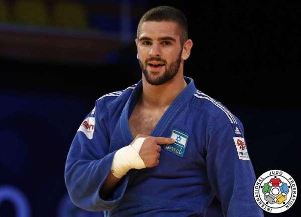 Израильский дзюдоист родом из Украины взял «золото» на ...