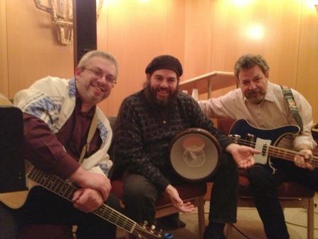 Rabbi Franzel, Hoagy Wing, Danny Gold