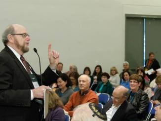 Rabbi Address leads biennial workshop