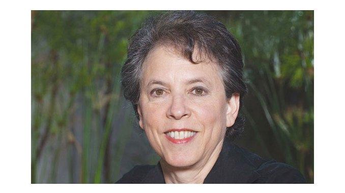 Rabbi Laura Geller, senior rabbi at Temple Emanuel, Beverly Hills, CA