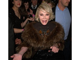 """Joan Rivers"" by David Shankbone via Flickr.com. Used under Creative Commons 2.0 license."