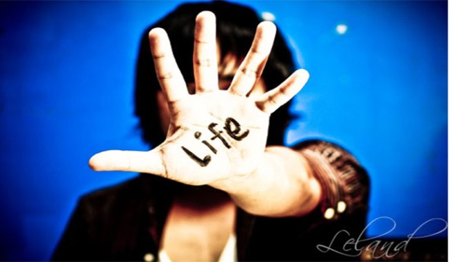 """The Meaning of Life,"" by Leland Francisco via Flickr.com. Used under Creative Commons 2.0 license."