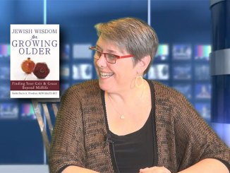 """Part 2 of Rabbi Dayle Friedman's conversation with Rabbi Address is this episode of """"Conversations"""" from Jewish Sacred Aging TV."""