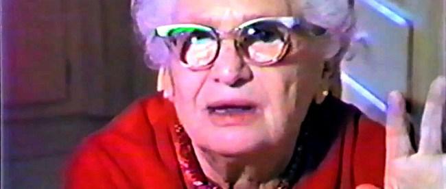 Sandy Taradash's hero, her Bubbe, Rose Ruchel Zupnik/Anne Hinka Glebmen Glabman.