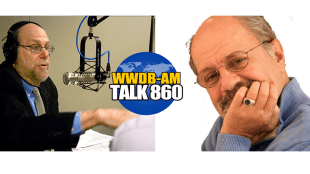 Dr. Dan Gottlieb, right, psychologist, author, and radio show host, is the guest on the May 31 Boomer Generation Radio program
