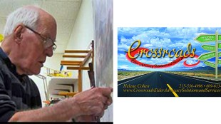 This edition of Boomer Generation Radio features artist Bob Cothran and Crossroads Elder Advocacy