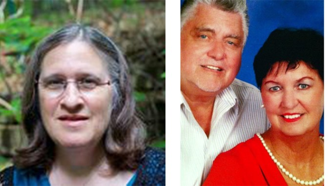 Rabbi Michele Medwin, left, discusses her new book on Alzheimer's Disease, and David and Gloria Goldfaden discuss being guardians ad litem for children on this episode of Jewish Sacred Aging Radio