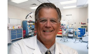 Dr. Robert SIrota, MD, who is volunteering to provide medical care in underserved parts of Africa and South America.