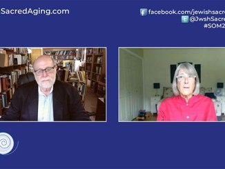 Rabbi Address chats with author Margit Novack in this week's Seekers of Meaning TV Show and Podcast.