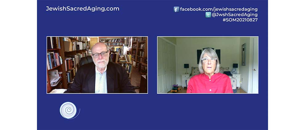 Rabbi Address chats with  author Margit Novack in this week's <em>Seekers of Meaning TV Show and Podcast</em>.