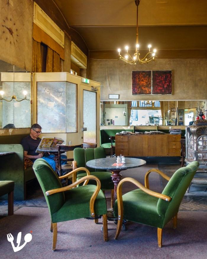 Café Jelinek coffeehouse Vienna