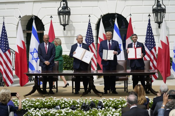 Abraham Accords Peace Agreement Between the United Arab Emirates and Israel
