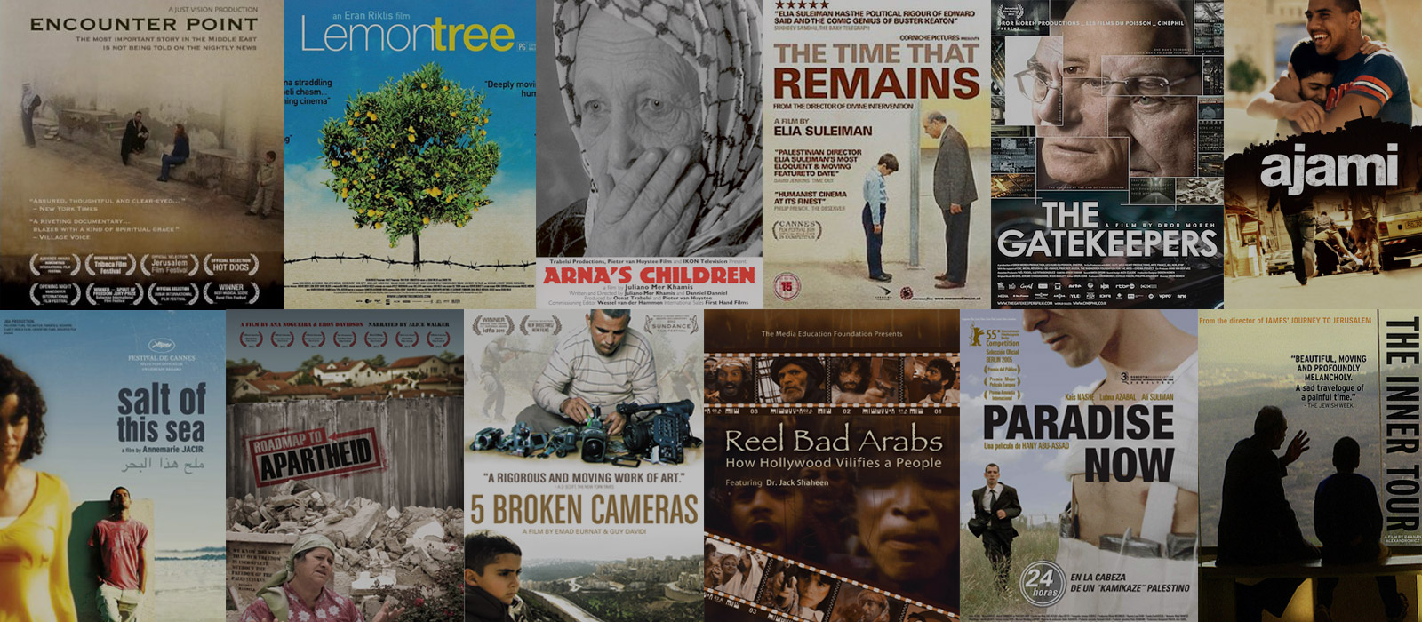 Over 70 Films About Israel/Palestine You Can Watch for Free