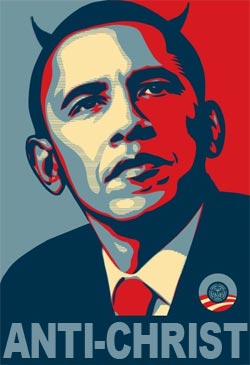 Antichrist Obama will soon lead the armies of the world in bloody war and persecution against Israel