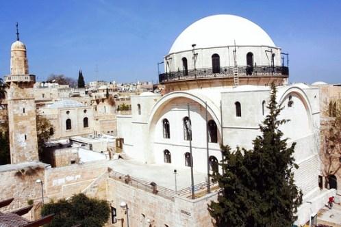 Hurva Synagogue 2010