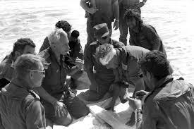 Sharon During The Yom Kipur War