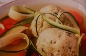 Passover Chicken Soup