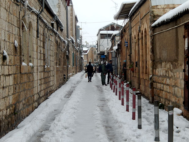 Shiloh St. in Nachlaot