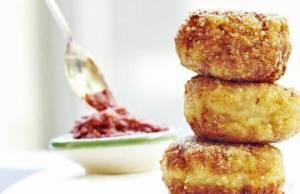 Fried Gefilte Fish - Scotland Style