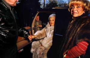 Gillian Laub's relatives in fur. (Photo: Gillian Laub)