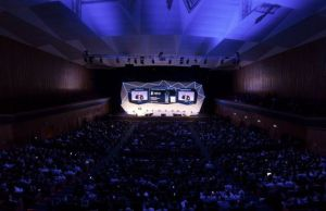 OurCrowd Summit main hall events
