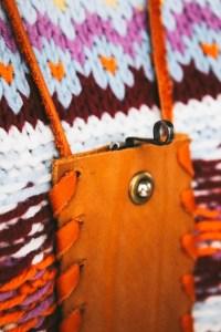 jew's harp Phantom with leather cover