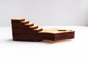 wooden case for jew's harp Sail