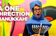 """A One Direction Hanukkah"" or ""The Ugly Hanukkah Sweater Song"""