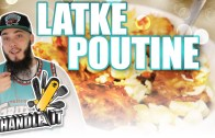 Bacon Latke Poutine – The Most Sacrilegious Hanukkah Video EVER