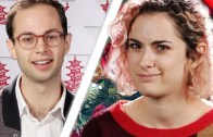 Jews Debate Jewish Christmas vs. Christmas  (vs. MatzoBall)