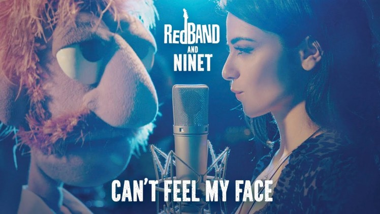"RedBand & Ninet Cover The Weeknd's ""Can't Feel My Face"""
