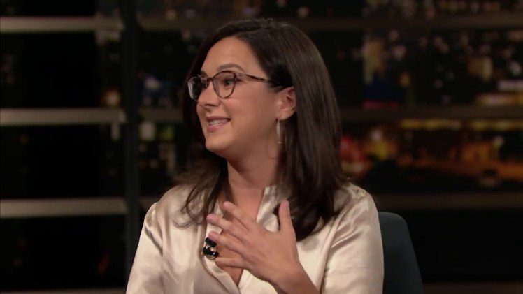 Bari Weiss on Bill Maher
