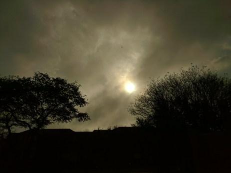 drowsing sunrise