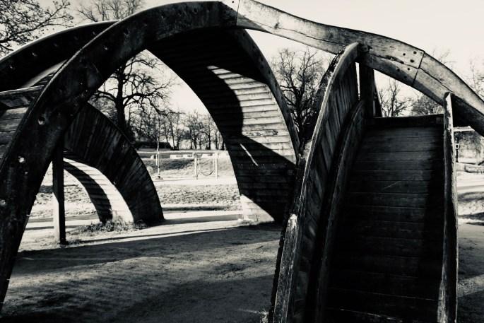 Playpark Sculpture by Jez Braithwaite