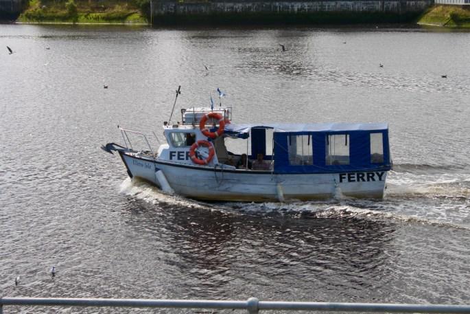 Clyde ferry
