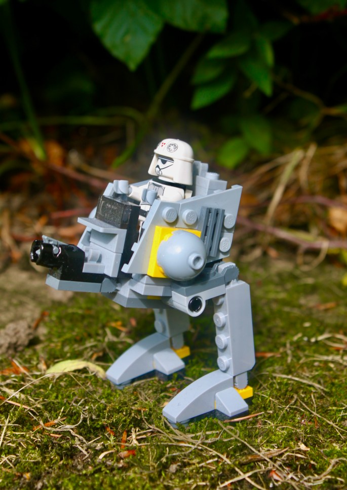 Lego Scout Walker