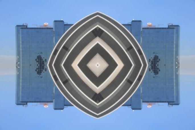 Armadillo (SECC) - Quad symmetry