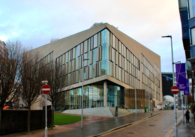 The Technology and Innovation Centre, University of Strathclyde