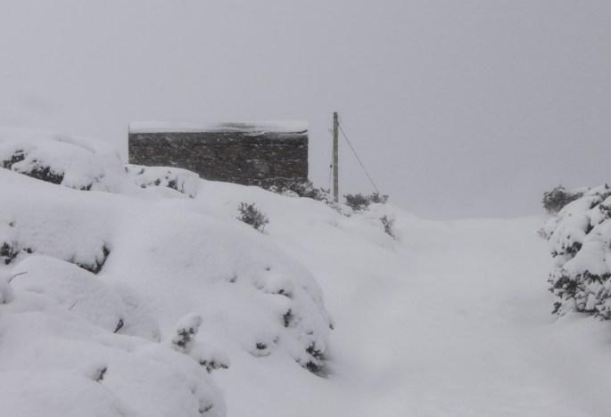 Crofters hut