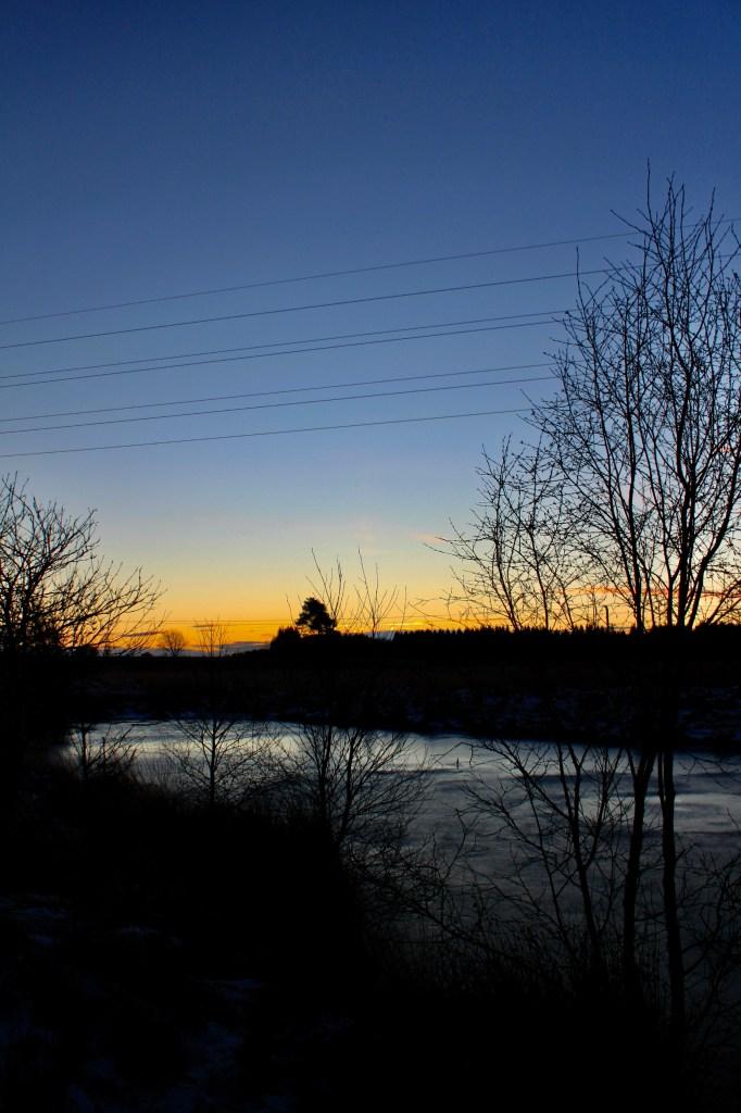 Dawn at Palacerigg Country Park