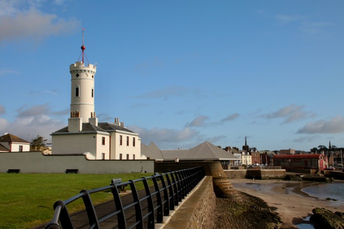 Arbroath Signal Tower Museum