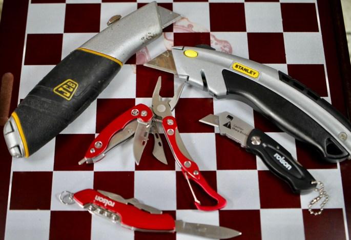 Work knifes