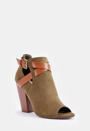 Denene Heeled Sandal