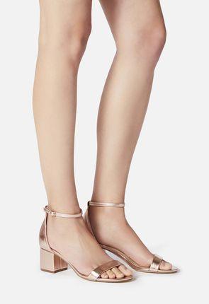 Sanoura Heeled Sandal