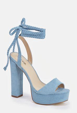 Spencer Platform Heeled Sandal