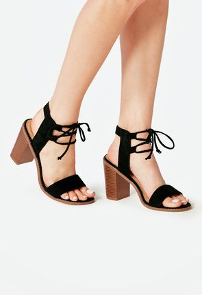 Kenna Heeled Sandal