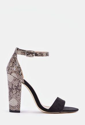 Lena Heeled Sandal